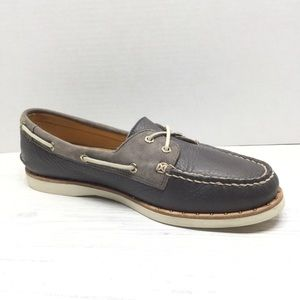 SPERRY   Gold Cup A/O Studded Leather Top-Sider
